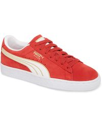 PUMA - Varsity Stripe Sneaker - Lyst