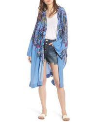 Free People - Don't Know Kimono - Lyst