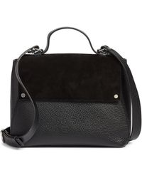 Treasure & Bond - Skyler Leather Top Handle Bag - Lyst