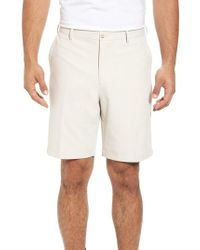 Peter Millar - 'salem' Flat Front Performance Shorts - Lyst