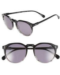 b89b625617d Raen -  remmy  52mm Polarized Sunglasses - Varley Black - Lyst