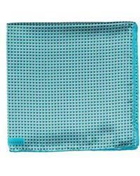 Robert Talbott - Geometric Silk Pocket Square - Lyst