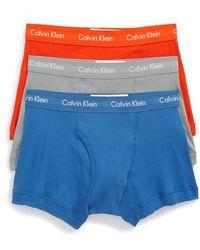 CALVIN KLEIN 205W39NYC - Cotton Trunks - Lyst