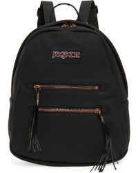 5e64445047 Lyst - Ecote Sahara Suede Convertible Mini Backpack in Brown