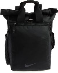 Lyst - Puma Energy Roll-top Backpack in Black for Men 64f2d4012e226