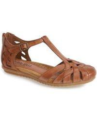Cobb Hill | 'ireland' Leather Sandal | Lyst