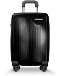 Briggs & Riley | Sympatico 21-inch Expandable Wheeled Carry-on | Lyst