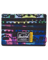 Herschel Supply Co. | Hoffman Charlie Card Case | Lyst