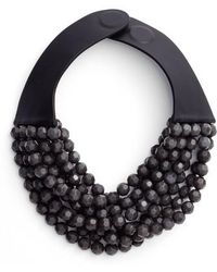 Fairchild Baldwin Beaded Collar Necklace