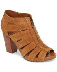MICHAEL Michael Kors - Sherry Cage Bootie - Lyst