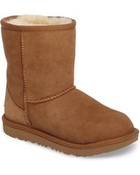 UGG - Ugg Classic Short Ii Water Resistant Genuine Shearling Boot - Lyst