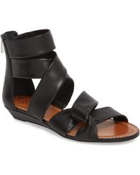 Vince Camuto - Seevina Low Wedge Sandal - Lyst