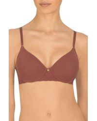 Natori - Bliss Perfection Underwire Contour Bra - Lyst