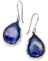 Ippolita - 'wonderland' Teardrop Earrings - Lyst