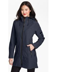 Ilse Jacobsen - Rain 7 Hooded Water Resistant Coat - Lyst