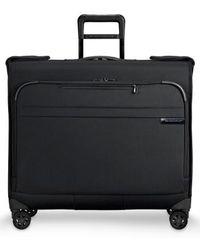 Briggs & Riley | 'baseline' Wheeled Garment Bag | Lyst