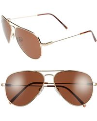 Electric - 'av2' 59mm Sunglasses - - Lyst