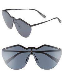 Le Specs - 140mm Shield Sunglasses - Lyst