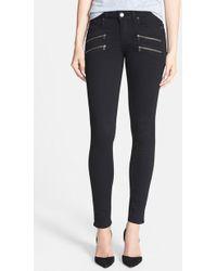 PAIGE - 'transcend - Edgemont' Ultra Skinny Jeans - Lyst