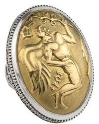 Konstantino - Gaia Eros Dome Ring - Lyst