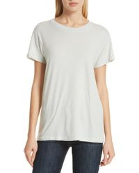 The Great - The Slim Tee - Lyst