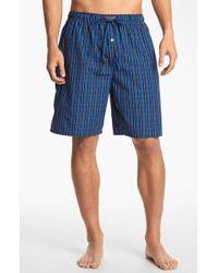 Polo Ralph Lauren - Woven Pajama Shorts - Lyst