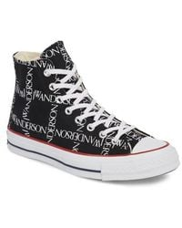 Converse - X Jw Anderson Chuck Taylor All Star 70 Grid Sneaker - Lyst