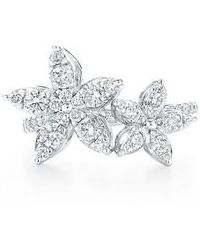 Kwiat - Sunburst Diamond Station Ring - Lyst