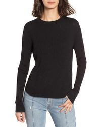 BP. - Easy Ribbed Sweater - Lyst