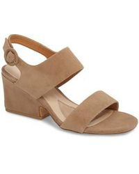 Isola - Landra Block Heel Sandal - Lyst