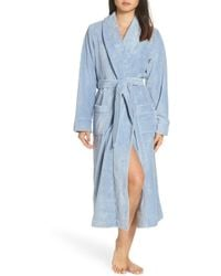 Nordstrom - Terry Velour Robe - Lyst