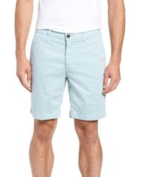 AG Jeans - Wanderer Modern Slim Fit Shorts - Lyst