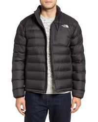 The North Face - 'aconcagua' Goose Down Jacket - Lyst