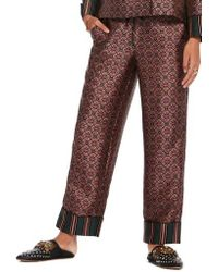 Scotch & Soda - Print Pajama Pants - Lyst