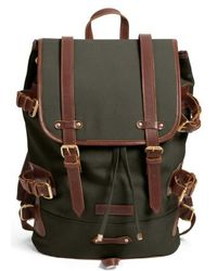 United By Blue - 'derby Tier' Backpack - - Lyst