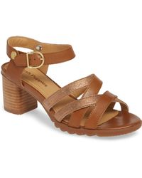 Hush Puppies Griffon Qtr Women's Sandals In Brown