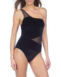 Kenneth Cole | Sultry One-piece Swimsuit | Lyst
