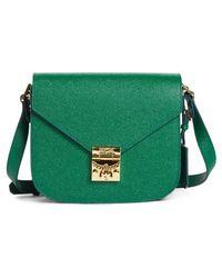 0d83b66ff6 Lyst - Perrin Paris Le Mini Attelage Shoulder Bag in Yellow
