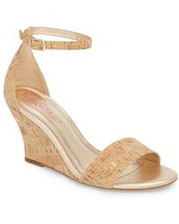 Lilly Pulitzer - Lilly Pulitzer Bridgette Wedge Sandal - Lyst