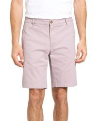 Tailor Vintage | Stretch Twill Walking Shorts | Lyst