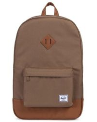 Herschel Supply Co. - Heritage Backpack - Lyst