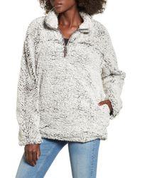 Thread & Supply - Wubby Fleece Pullover - Lyst