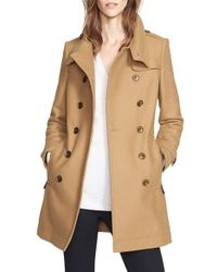 Burberry Brit - Daylesmoore Wool-Blend Trench Coat - Lyst