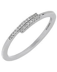 CARRIERE JEWELRY - Carriere Diamond Stacking Ring (nordstrom Exclusive) - Lyst