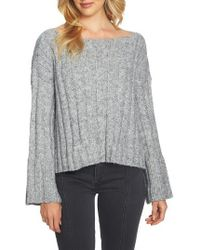 1.STATE | Bell Sleeve Sweater | Lyst