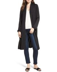 Cupcakes And Cashmere - Farley Satin Duster - Lyst