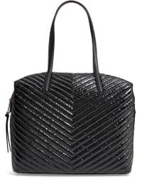 Rebecca Minkoff - Quilted Nylon Tote - - Lyst
