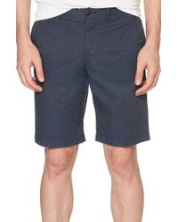 Original Penguin - Triangle Dobby Shorts - Lyst