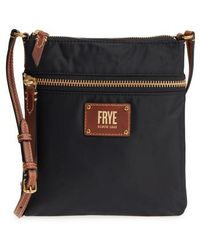Frye - Ivy Nylon Crossbody Bag - Lyst