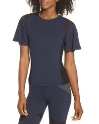 BoomBoom Athletica - Boomboom Athletica Wing Sleeve Tee - Lyst